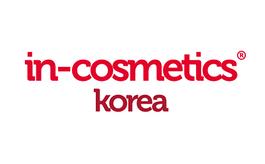 韓國首爾化妝品及個人護理原料展覽會In-Cosmetics Korea
