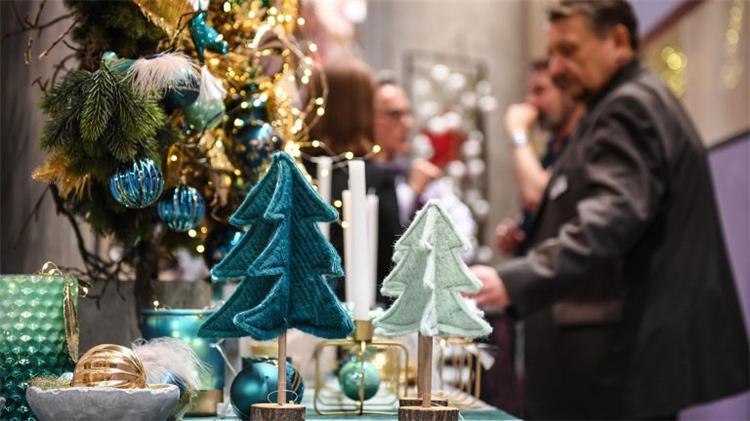 「Christmasworld」莱茵河畔的圣诞礼品盛宴!