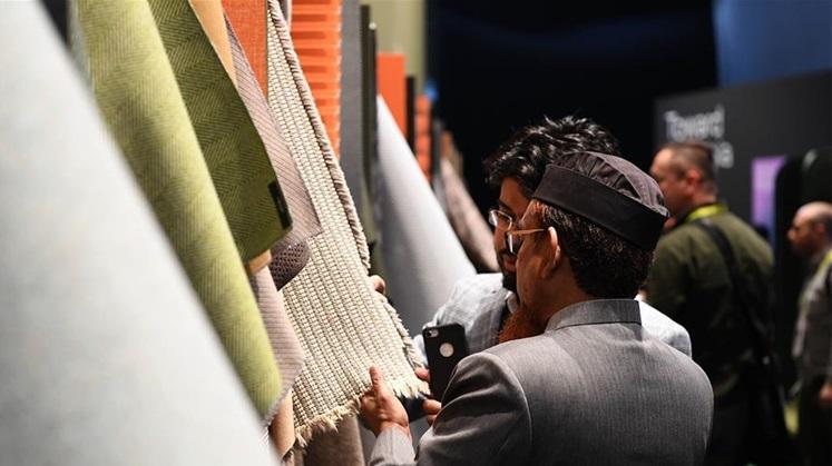 「2019法兰克福家纺展」多彩印花图案或成今年