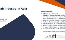 UFI研究报告:疫情导致2020年亚洲净展览面积下降75%