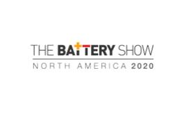 美国诺维电池展览会THE BATTERY SHOW