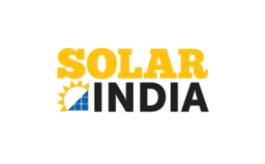 印度新德里太陽能展覽會Solar India