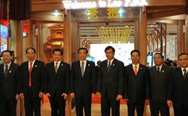 第12届中国-东盟博览会开幕 张高丽提六点倡议
