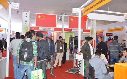 印度新德里电镀、表面处理及涂料展会ISF