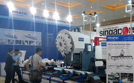 印尼雅加达机械制造展览会Manufacturing Indonesia