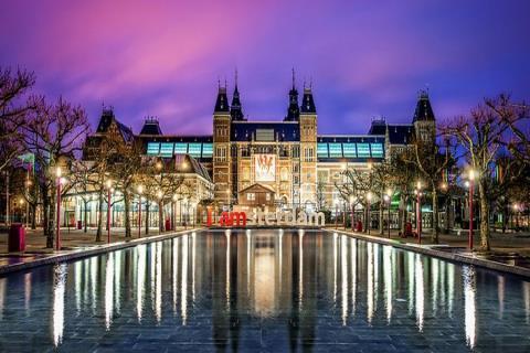 <阿姆斯特丹参展深度10日游>荷兰国立博物馆