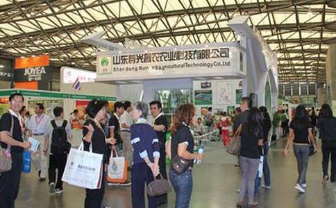 上海亚洲果蔬展览会秋季HORTI CHINA