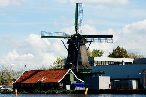 <荷兰阿姆斯特丹展览团六日>西欧风情