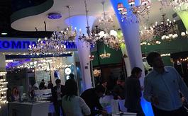 俄罗斯莫斯科照明展览会interlight Moscow