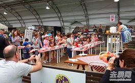 悉尼SPA及美容護理展明日起航 參展商展館積極布展中