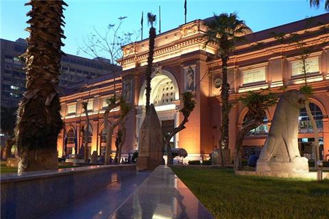<开罗商务展览团八天七晚六日展游玩一日>