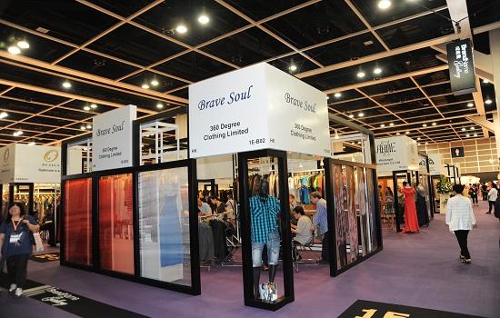 2020年香港贸发局秋冬时装展览会FASHION WEEK