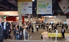 美国盐湖城太阳能光伏展览会Solar Power International