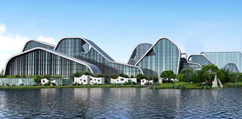 杭州白馬湖國際會展中心