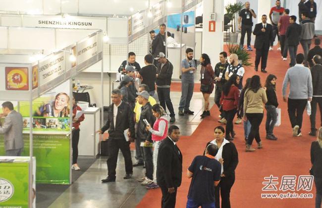 Apple、Nokia等纷纷亮相巴西消费类电子展