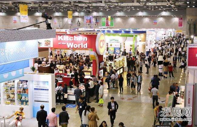 韩国食品展:推动中国与韩国之间的友好交往和经贸合作