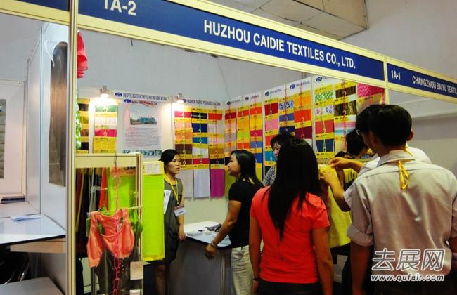 孟加拉染料展:孟加拉具有規模的印染企業逐步增加