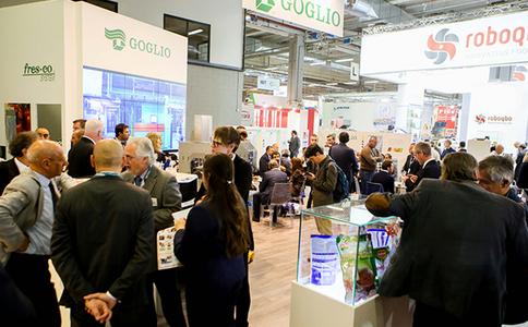 意大利帕爾馬食品加工展覽會CIBUS TEC