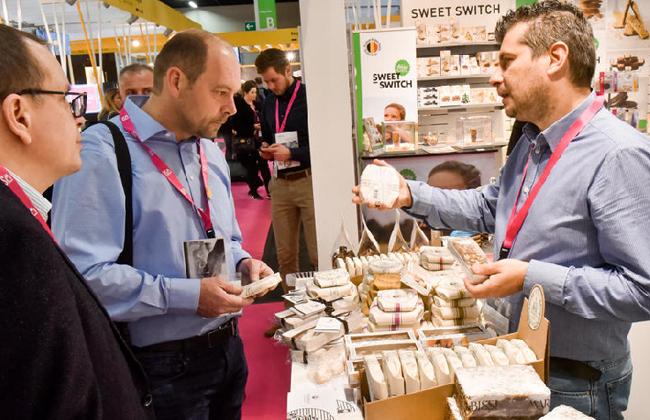 2020年德国科隆糖果原料和机械展览会ProSweets