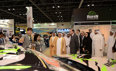 阿联酋迪拜汽车配件及售后服务展览会AutomechanikaDubai