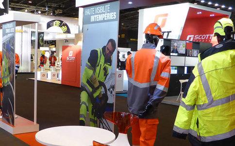 法国巴黎劳保展览会EXPOPROTECTION