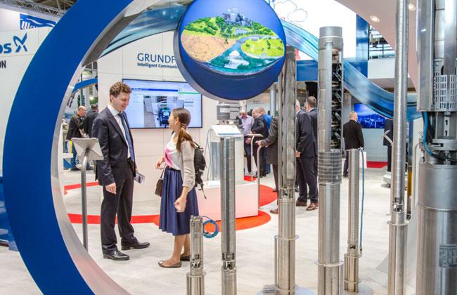 2020年德国慕尼黑环保展览会IFAT