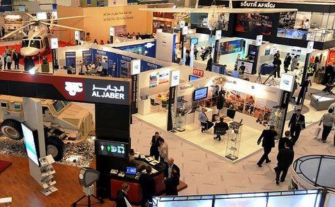 科威特海湾军警防务展览会GDA