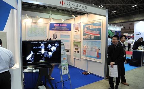 日本東京船舶海事展覽會SEAJAPAN