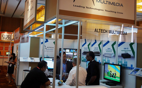 新加坡通讯展览会CommunicAsia