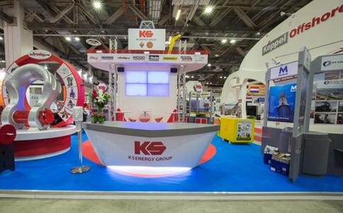 新加坡石油天然气展览会OSEA