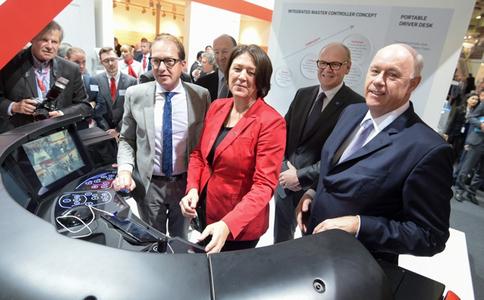德國軌道交通及道路交通展覽會InnoTrans