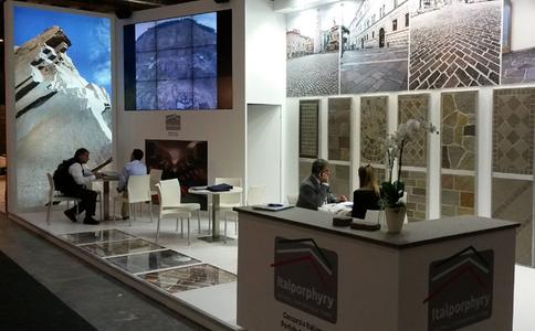 意大利维罗纳石材展览会Marmomacc