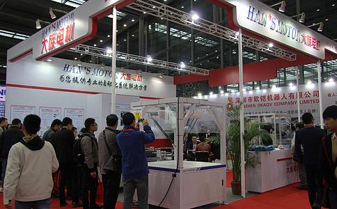深圳国际工业自动化及机器人展览会ARE