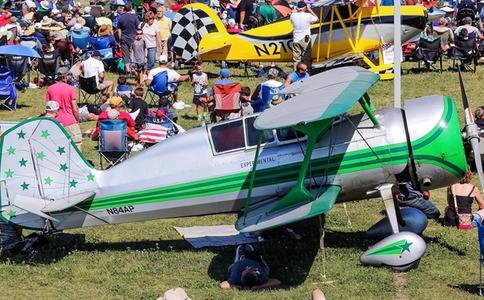 美国奥什科什航空展览会EAA AirVenture Oshkosh