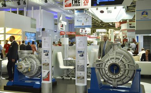 俄罗斯莫斯科石油天然气展览会MIOGE