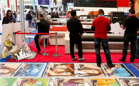 阿聯酋迪拜廣告展覽會SGI