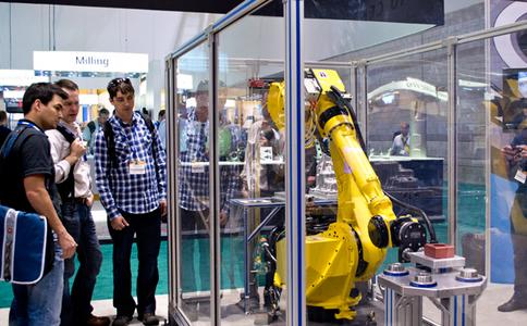美國芝加哥機床機械制造技術展覽會IMTS