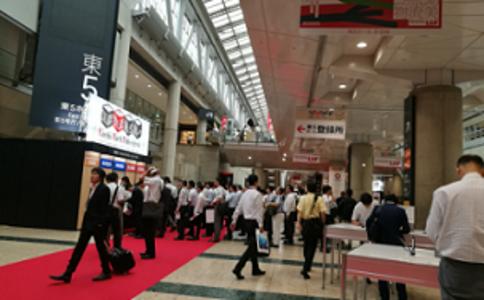 日本東京運輸物流展覽會LOGIS-TECH TOKYO