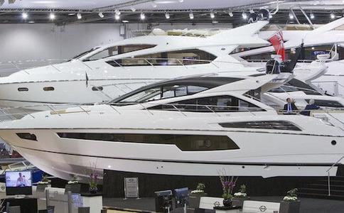土耳其伊斯坦布尔游艇展览会EURASIA Boat
