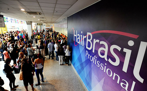 巴西圣保羅美發展覽會Hair Brasil