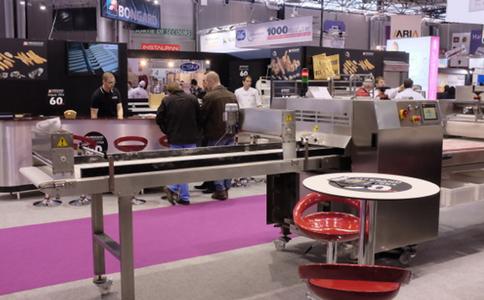 法國巴黎烘焙展覽會EUROPAIN