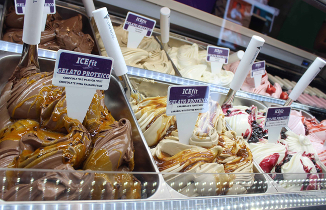 意大利里米尼糕点烘焙及冰淇淋展览会Sigep