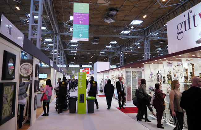 2020年英國伯明翰禮品和家居用品展覽會春季Spring Fair