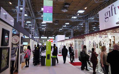 英國伯明翰禮品及消費品展覽會春季Spring Fair