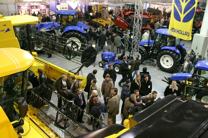 波兰波兹南农业机械展览会POLAGRA&PREMIERY