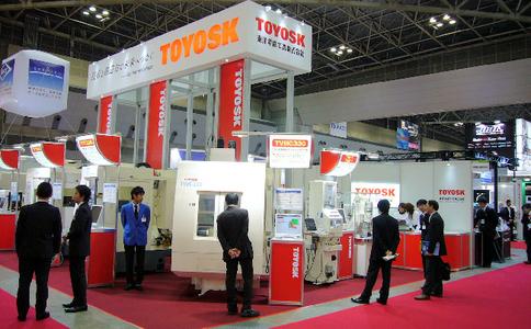 日本東京機床展覽會JIMTOF