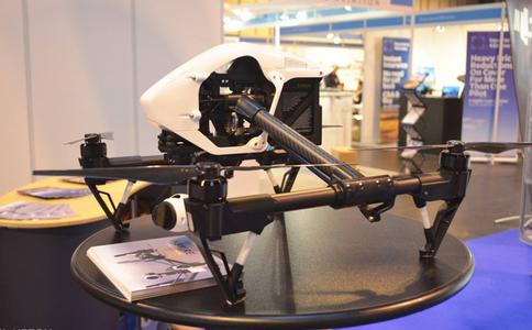 英國倫敦無人機展覽會UAV