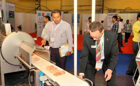 印度新德里包裝展覽會Packex India