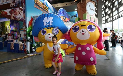 上海国际动漫游戏优德88CCG EXPO