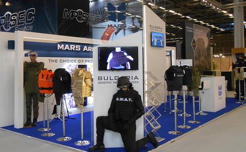 法國巴黎國土安全展覽會Milipol